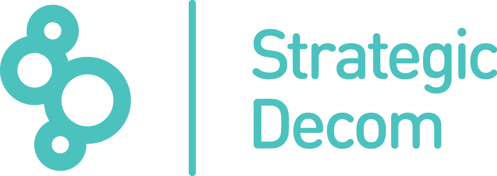 Strategic Decom Logo